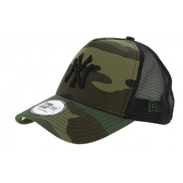 Casquette Trucker New York Camouflage - New Era