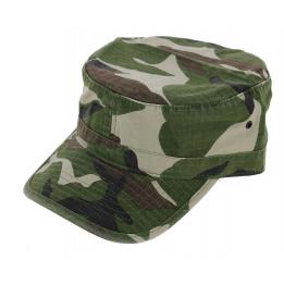 Casquette Army Camouflage Coton - Atlantis