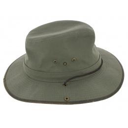 Pensville Traveller Hat Cotton Green - Stetson