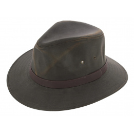 Chapeau Traveller Mosman Marron - Aussie Apparel
