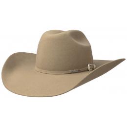 Chapeau Cowboy Cattleman Feutre Laine & Poil - Stetson