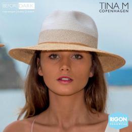 Chapeau Traveller Stripe Mary - Rigon Headwear
