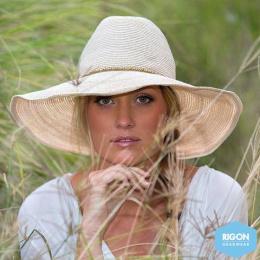 Capeline Brigita Woven Bicolore - Rigon Headwear