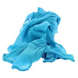 Cheche touareg bleu