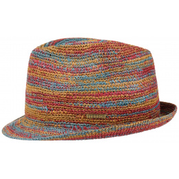 Hat style Blue brother
