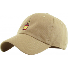 Casquette baseball Henny Bouteille Papa