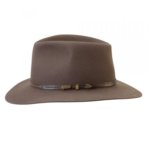 Leisure Time felt fur hat - Akubra