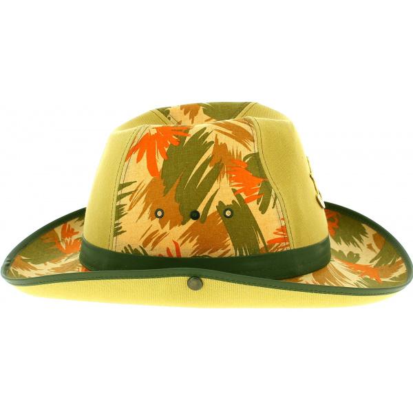 chapeau sherif enfant
