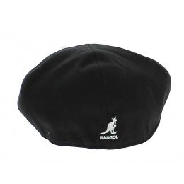 Wool Flexfit 504 cap black - Kangol