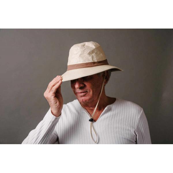 Traveller Hat Savane High Protection Beige- Soway