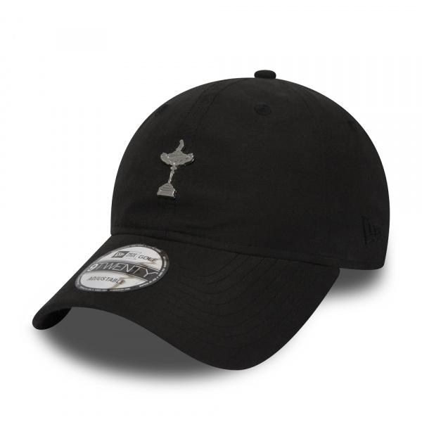 Casquette PGA Ryder Cup 2018 Metal Pin 9TWENTY noir
