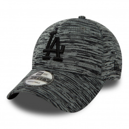 Casquette grise Los Angeles Dodgers Engineered Fit 9FORTY