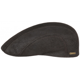 Casquette Madison Cuir Marron - Stetson