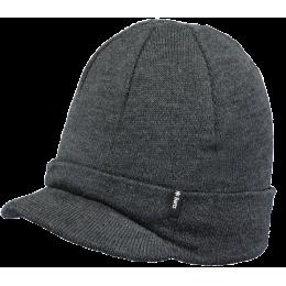 Bonnet casquette Zoom Gris - Barts