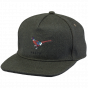 Casquette visière plate Pheasant  Kaki - Barts