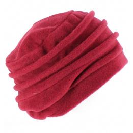 Bonnet Toque Polaire Jacobins Rouge - TRACLET