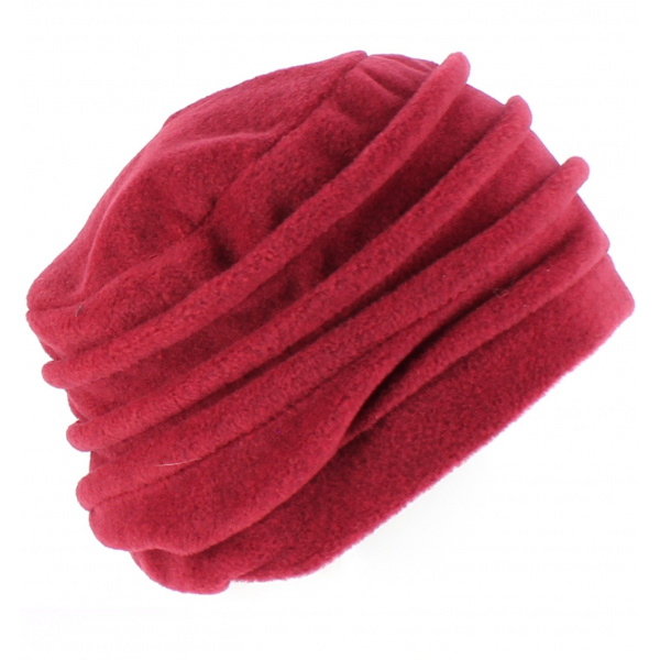 Bonnet Toque Polaire Jacobins Rouge - TRACLET