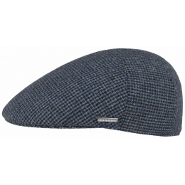 Stetson woolen Jermaine Plate cap