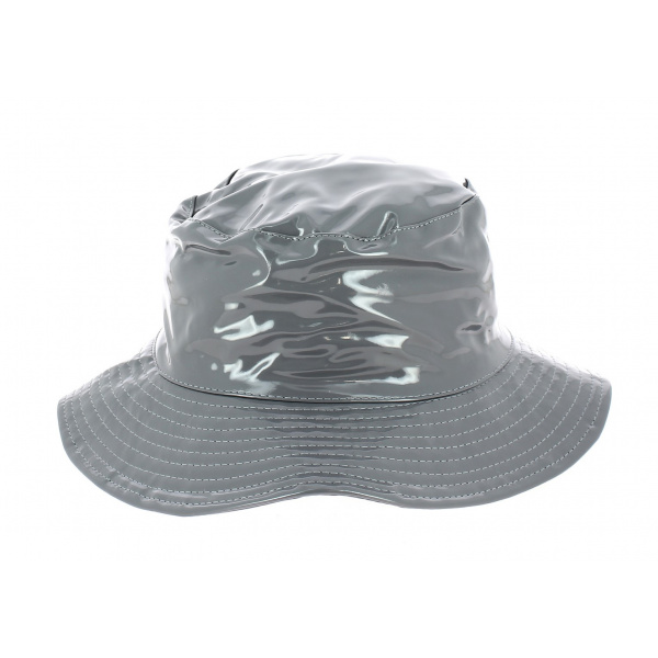 Hat Bob Raincoat Anael Grey - Traclet