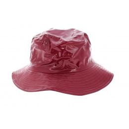Chapeau Bob Imperméable Anael Rouge- Traclet