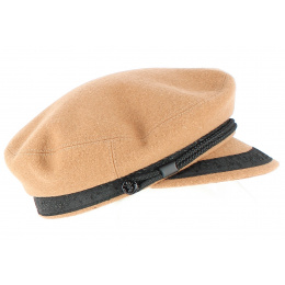 Casquette Marin Beige-Traclet