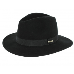 Chapeau Fédora en Feutre Laine- Traclet