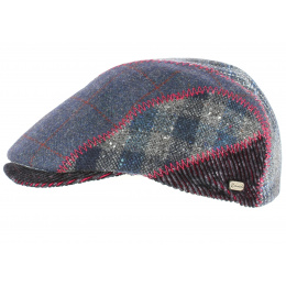 Casquette Plate Lex Laine Vierge - Crambes
