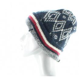 Bonnet le cocorico Jacquard Mohair