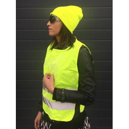 Bonnet long jaune Français -Traclet