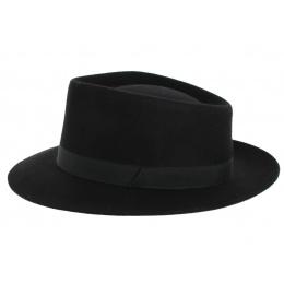 Chapeau Jacson Noir - Crambes