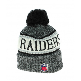 Oakland Pompom Oakland Raiders NFL- New Era Cap