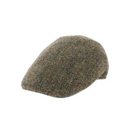 Casquette Harris Tweed