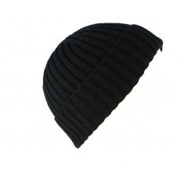 Bonnet en Tricot Norman Avec Revers- Traclet