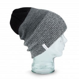 Bonnet The Frena Black Stripe- Coal