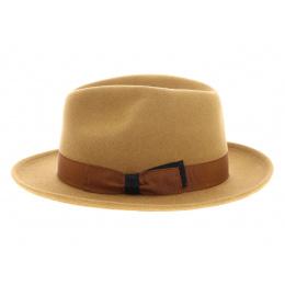 Fedora hat bronze