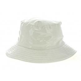 Chapeau Bob Imperméable Anael Blanc- Traclet
