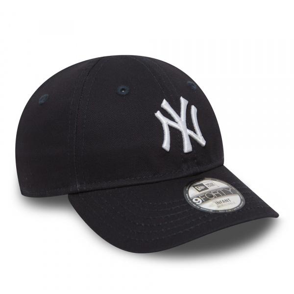 Genuine New York Baseball Kids Cap Navy Blue - New Era