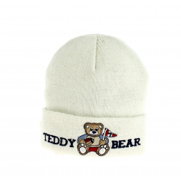 Teddy Bear Children's Cap - Traclet
