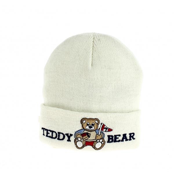 Bonnet Enfant Teddy Bear- Traclet