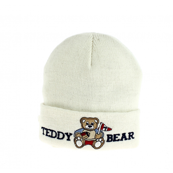 Bonnet Enfant Teddy Bear- Traclet