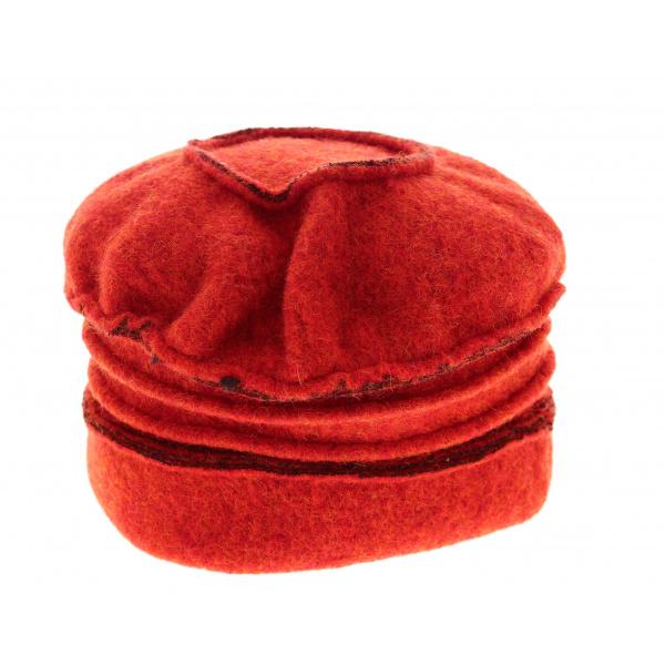 Bonnet Toque Inès Laine- Traclet