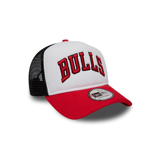 Casquette Bulls trucker colour