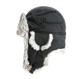 ushanka Supplex white Madbomber