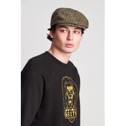 Casquette Brood Ajustable Olive & Beige- Brixton