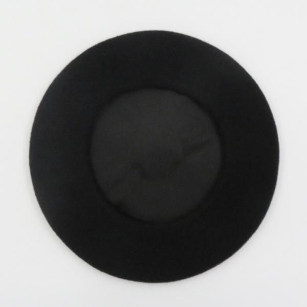 Béret  Français - béret noir
