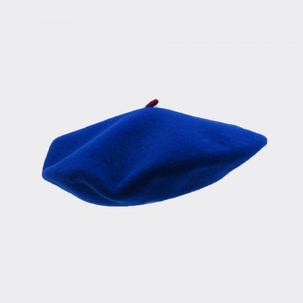 Royal Blue French Beret- Le Béret Français