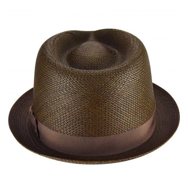 Chapeau Panama Sydney Marron- Bailey