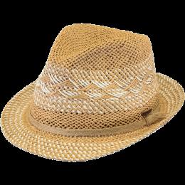 Chapeau Paille Papier Cinnamon Marron Clair - Barts
