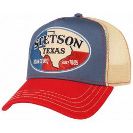 Casquette Trucker Texas Coton- Stetson