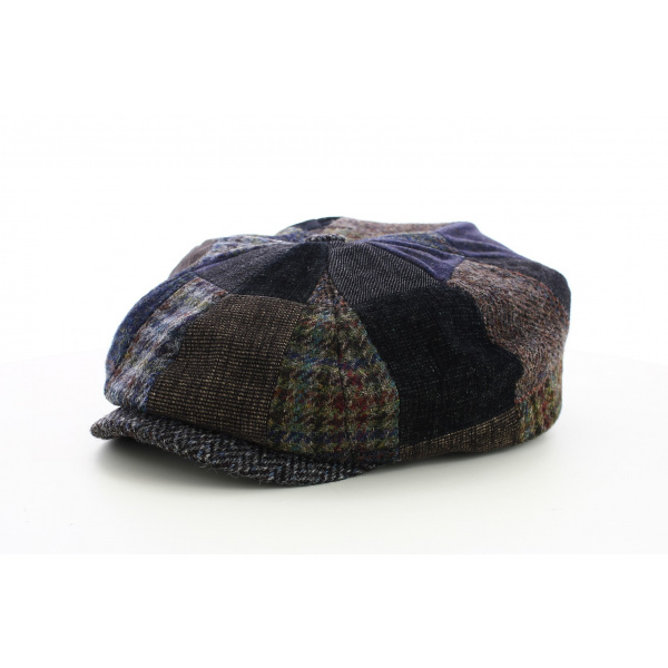 Casquette Hatteras Whitby Patchwork - stetson